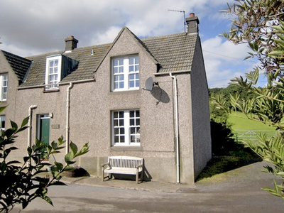 Near Bank Cottage, Scottish Borders, Eyemouth