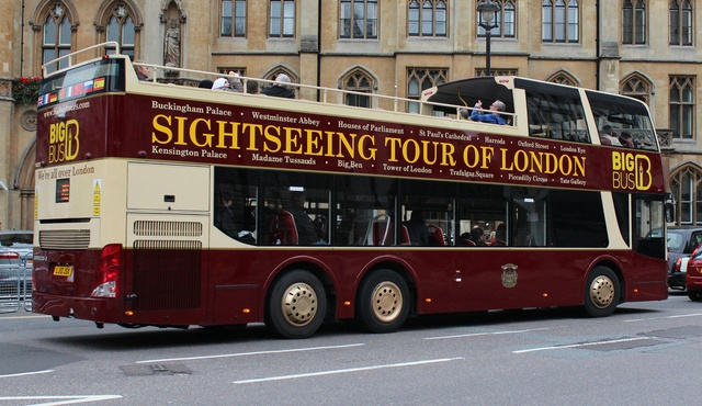 The London Bus Tours 2