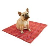 Henry Holland - Henry Holland Red Tartan Dog Blanket