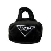 Haute Diggity Dog - Pawda Bag Plush Dog Toy