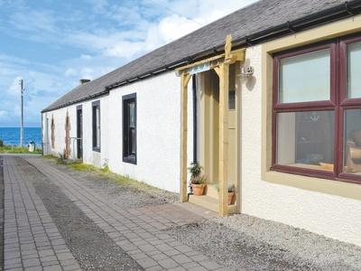 The Beach House, Ayr, Dunure