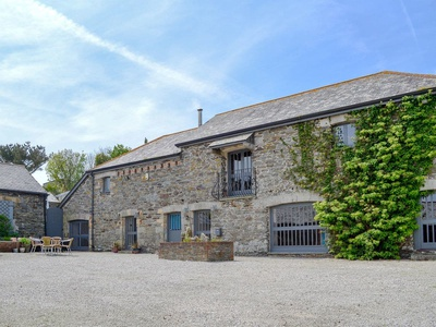 Trescowthick Barn, Cornwall, Saint Newlyn East