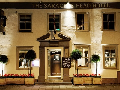 The Saracens Head Hotel, Essex, Dunmow