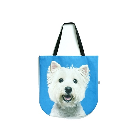 Stewie the West Highland White Terrier Dog Bag