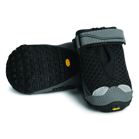 Grip Trex Dog Boots – Obsidian Black
