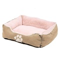 """Hugs Square Bed 28"""" 3"""