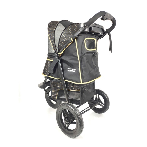 InnoPet Buggy Adventure - Black/Gold 4