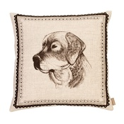 Amy Brocklehurst - Retriever Cushion