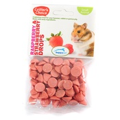 Critter's Choice - Raspberry & Strawberry Drops for Small Pets