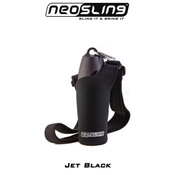 H204K9 - Black Water Bottle Sling Holder