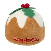 FuzzYard - Christmas Pudding Toy