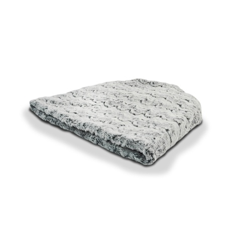 Snuggle Dog & Cat Bed - Husky Grey 3