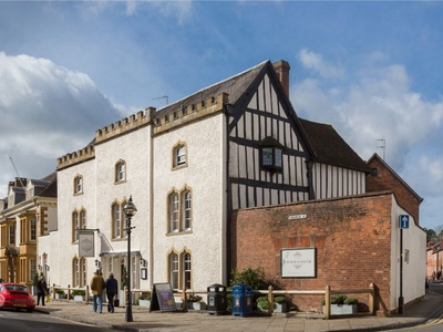 The Townhouse, Warwickshire