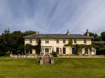 Sandwell Manor, Devon, Totnes