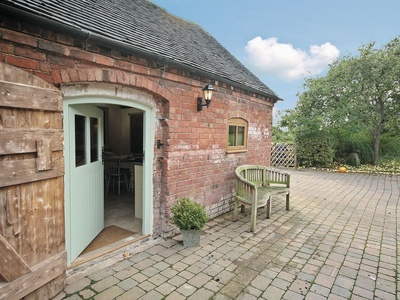 Groom's Cottage, Staffordshire, Barton-under-Needwood