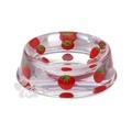 Strawberry Dog Bowl 2