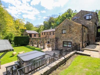 Wolfen Mill, Lancashire, Preston