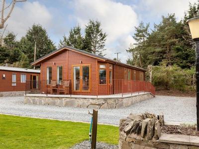 Thistle Lodge, Perthshire