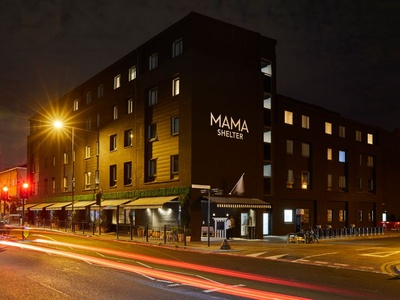 MAMA Shelter, London, London