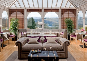 Linthwaite House Hotel, Lake District 3