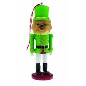 NFP - Pomeranian Nutcracker Soldier Ornament