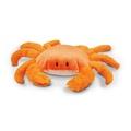 King Crab Plush Squeaky Dog Toy