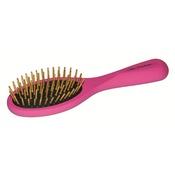 Chris Christensen - KoolColours Wood Pin Brush - Pink