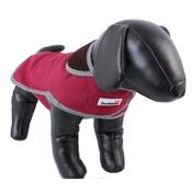 Doodlebone - Drysie Dog Jacket – Claret