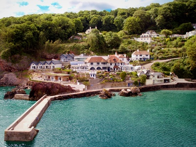 Cary Arms & Spa, Devon, Torquay