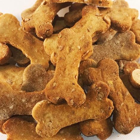 Peanut Butter & Banana Crunch Dog Treats x 3 3