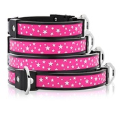 Cool Dog Club - Cool Dog K9 Striker MK1 Constellation Pink Dog Collar