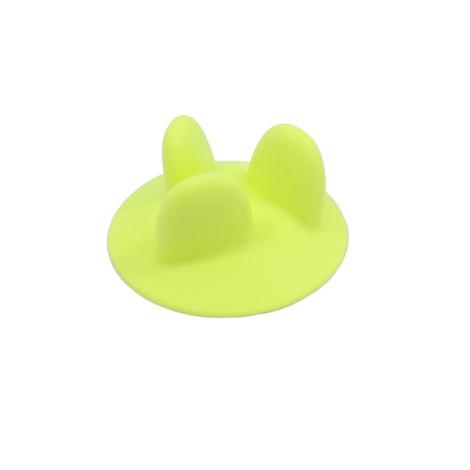 FelliPet Pebble Slow-Feeder Insert for Bowls – Lime