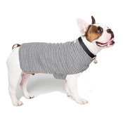PetsPyjamas - Personalised Houndstooth Dog Coat