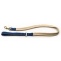 Rope lead (flat) - Blue 2