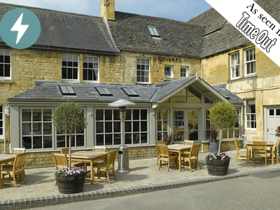 Noel Arms Hotel, Gloucestershire, Chipping Campden