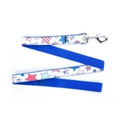 "Pet Pooch Boutique - Star Gaze Dog Lead 1"" Width"