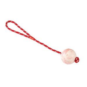 Gor Rubber Rope Ball - Pink