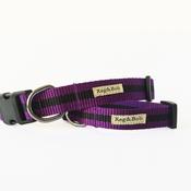 Reg&Bob - Purple Dog Collar