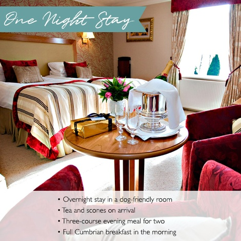 Borrowdale Hotel Exclusive One Night Stay Voucher
