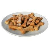 Brian the Dog Pet Bakery - Peanut Butter Bone Biscuits (2 x 250g)