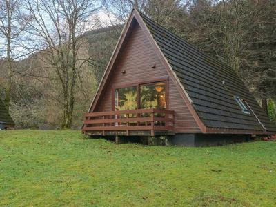 Lochside Lodge No 25, Highland, Spean Bridge