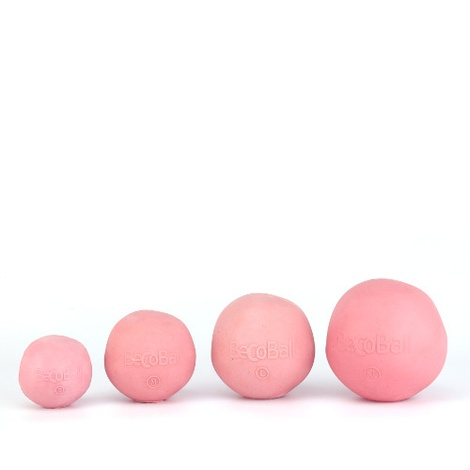 BecoBall Dog Toy - Pink 5