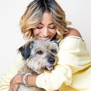 Me & My Pet: Karen Clifton with Betty & Marley