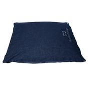 PetsPyjamas - Personalised Denim Dog Bed