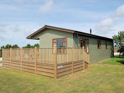 Yonder Green Lodge, Cornwall, Wadebridge