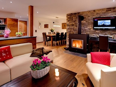Castor Mountain Chalet, Switzerland, Zermatt