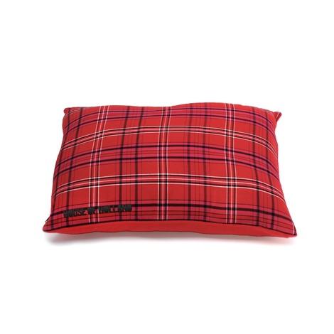 Henry Holland Red Tartan Dog Bed 2
