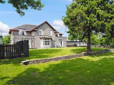 Garden Flat, Cumbria, Meathop