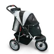 InnoPet - Comfort EFA Buggy - Black/Silver