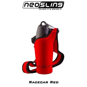 Red Water Bottle Sling Holder